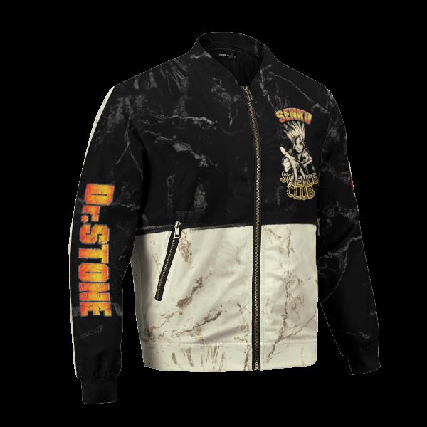 kingdom of science bomber jacket 948800 - Anime Jacket