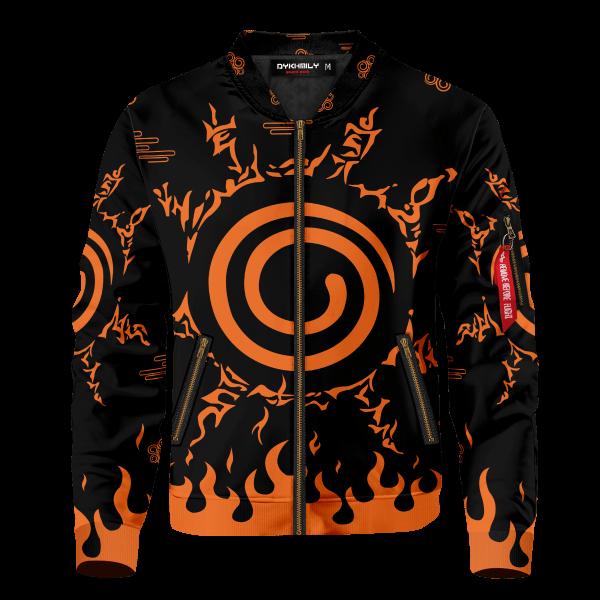 kurama bomber jacket 315585 - Anime Jacket
