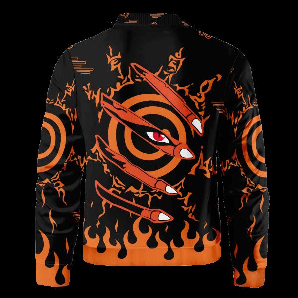 kurama bomber jacket 818855 - Anime Jacket