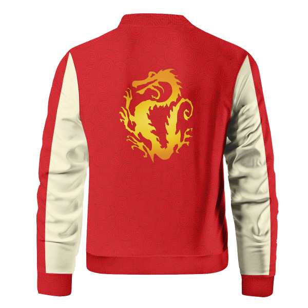 legendary warrior bomber jacket 552471 - Anime Jacket