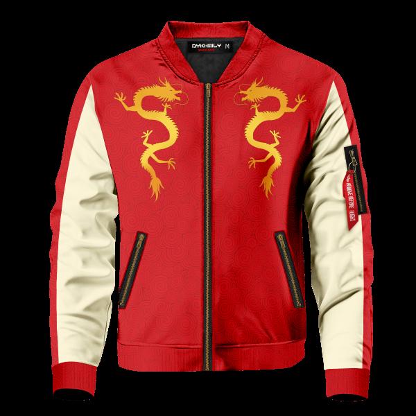 legendary warrior bomber jacket 823166 - Anime Jacket