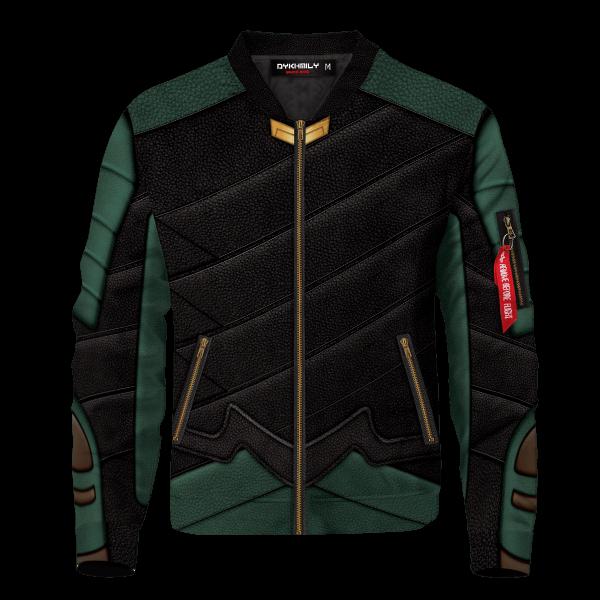 loki laufeyson bomber jacket 642121 - Anime Jacket