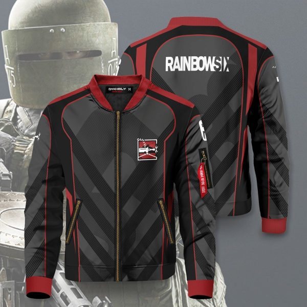 lord rainbow six siege bomber jacket 597373 - Anime Jacket