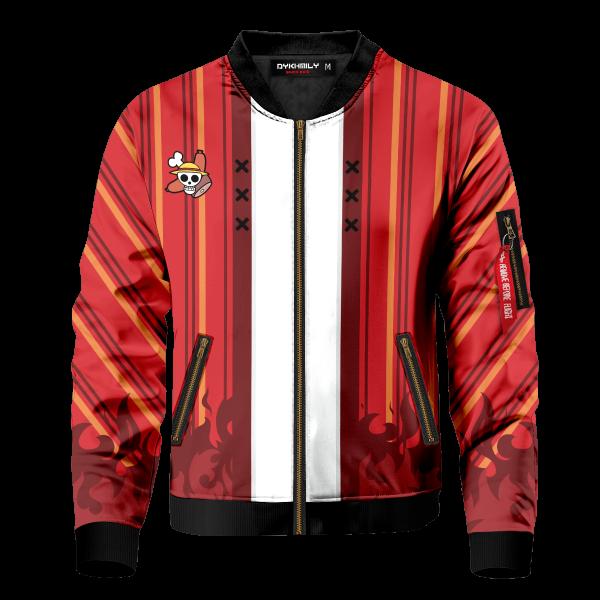 luffy bomber jacket 384380 - Anime Jacket