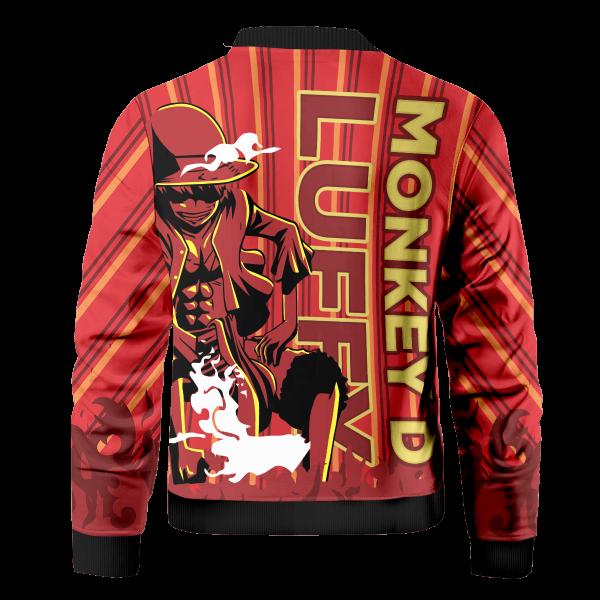 luffy bomber jacket 628267 - Anime Jacket