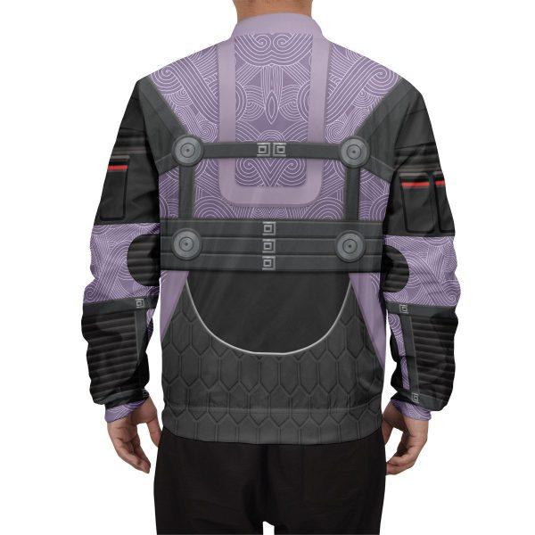 mass effect tali bomber jacket 142750 - Anime Jacket