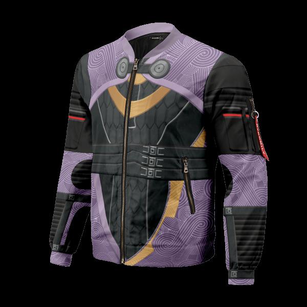 mass effect tali bomber jacket 154319 - Anime Jacket
