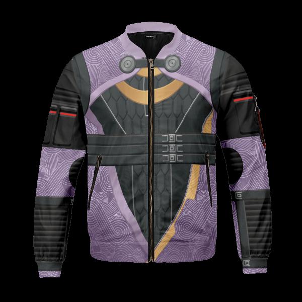 mass effect tali bomber jacket 235446 - Anime Jacket