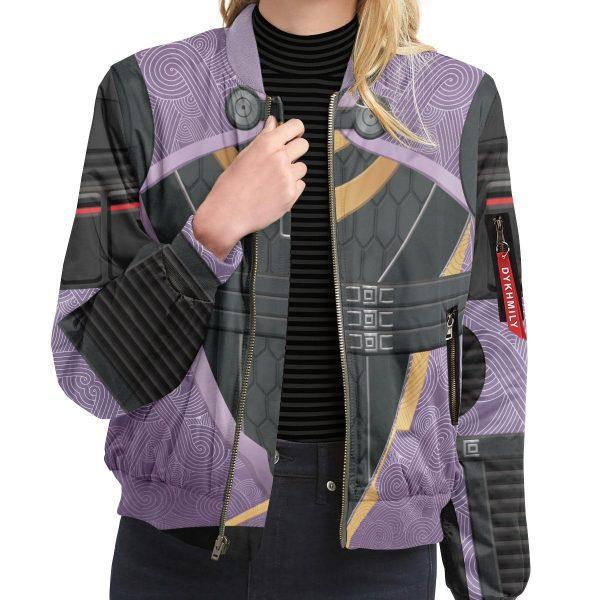 mass effect tali bomber jacket 348815 - Anime Jacket
