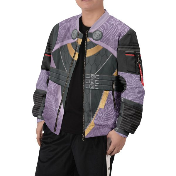 mass effect tali bomber jacket 508454 - Anime Jacket