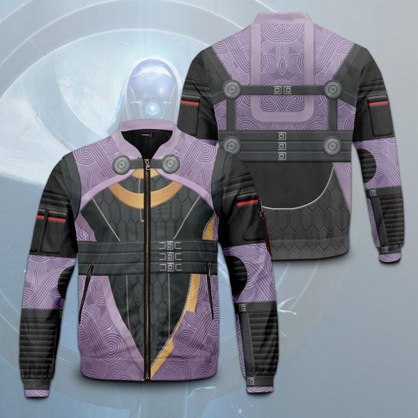 mass effect tali bomber jacket 621900 - Anime Jacket