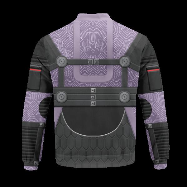 mass effect tali bomber jacket 861737 - Anime Jacket