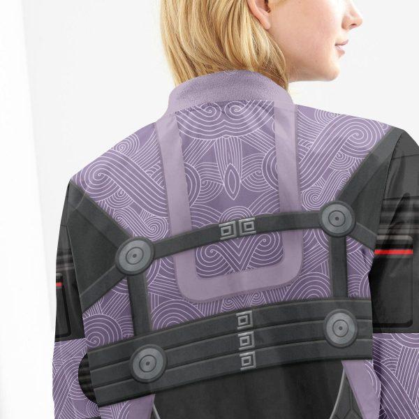 mass effect tali bomber jacket 877834 - Anime Jacket