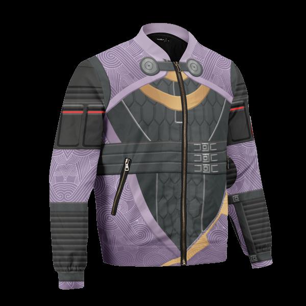 mass effect tali bomber jacket 907487 - Anime Jacket