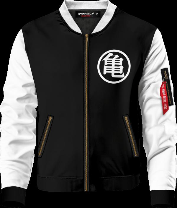 master roshi turtle school bomber jacket 420141 - Anime Jacket