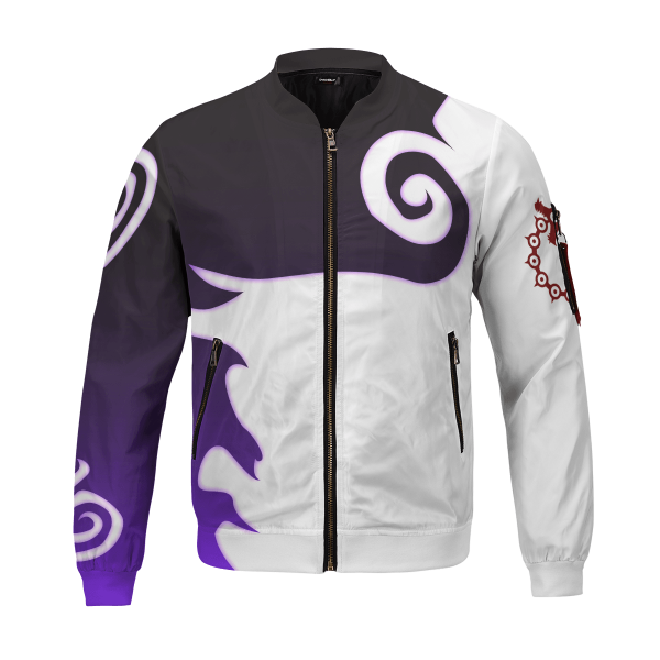 meliodas demon mark bomber jacket 589132 - Anime Jacket