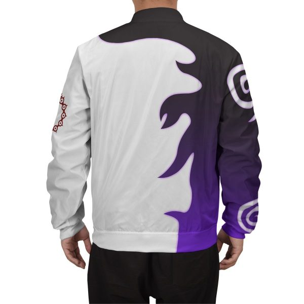 meliodas demon mark bomber jacket 728287 - Anime Jacket