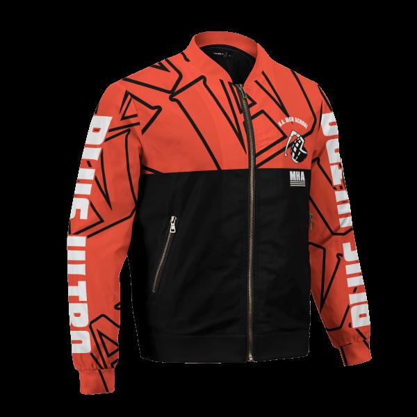 mha bakugo bomber jacket 335039 - Anime Jacket