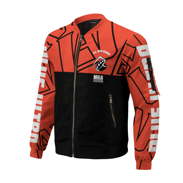 mha bakugo bomber jacket 809844 - Anime Jacket