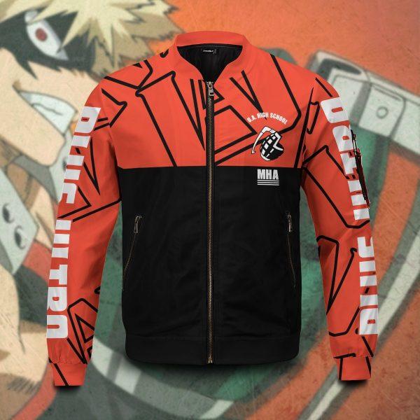 mha bakugo bomber jacket 843052 - Anime Jacket