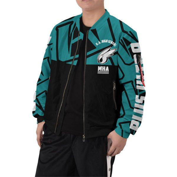 mha midoriya bomber jacket 189227 - Anime Jacket