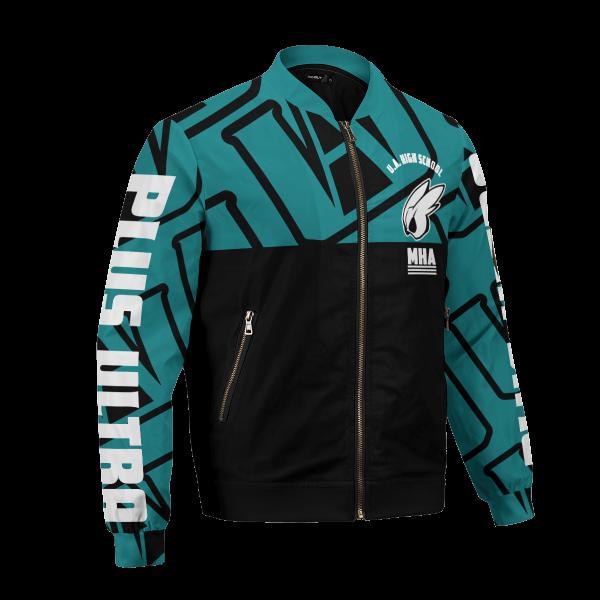 mha midoriya bomber jacket 390048 - Anime Jacket