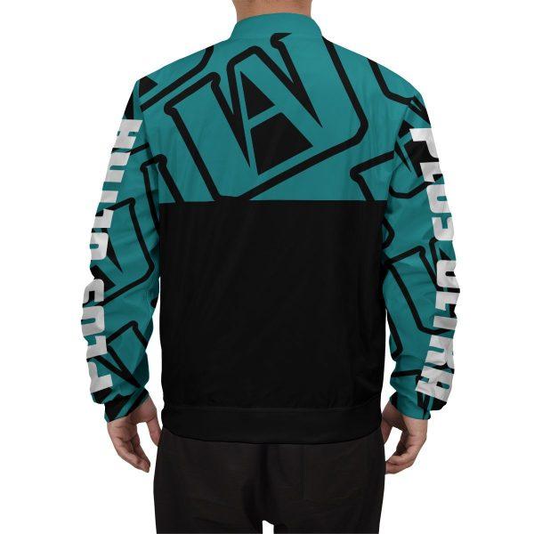 mha midoriya bomber jacket 492047 - Anime Jacket