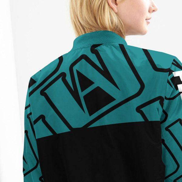 mha midoriya bomber jacket 694892 - Anime Jacket