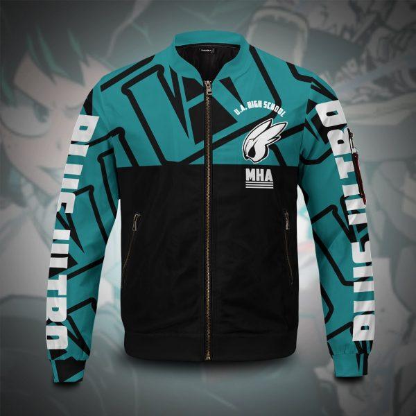 mha midoriya bomber jacket 860910 - Anime Jacket