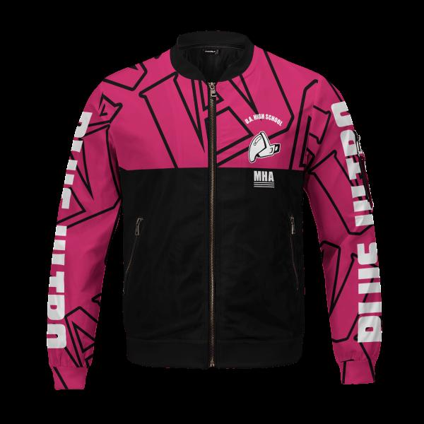 mha uraraka bomber jacket 166799 - Anime Jacket