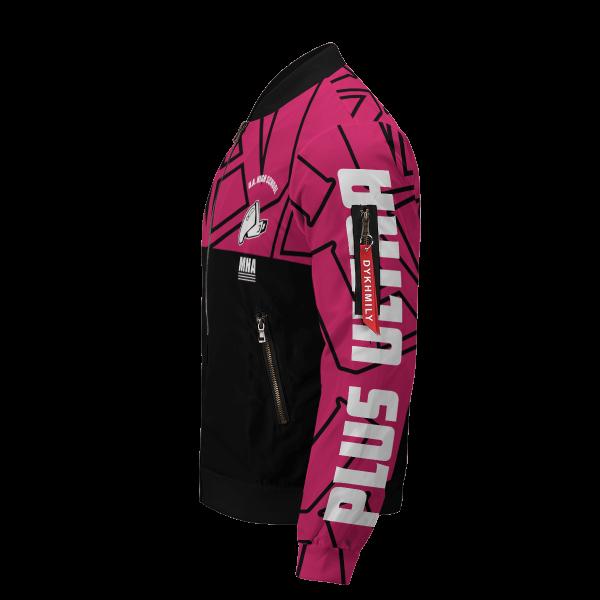 mha uraraka bomber jacket 265435 - Anime Jacket