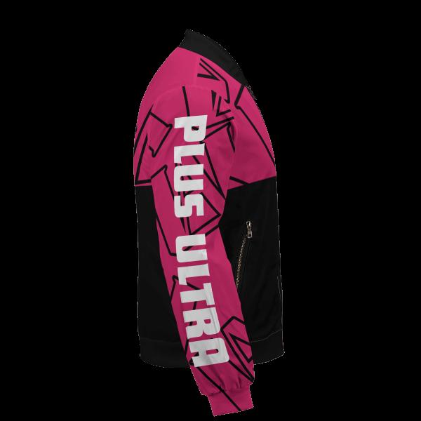 mha uraraka bomber jacket 703372 - Anime Jacket