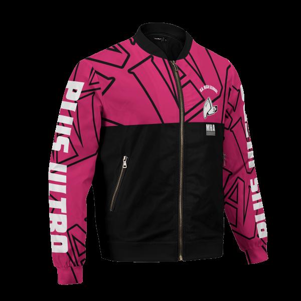 mha uraraka bomber jacket 804044 - Anime Jacket