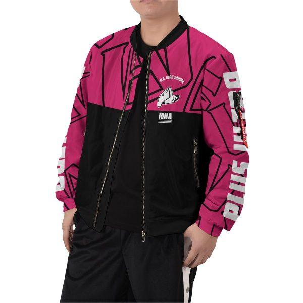 mha uraraka bomber jacket 860978 - Anime Jacket