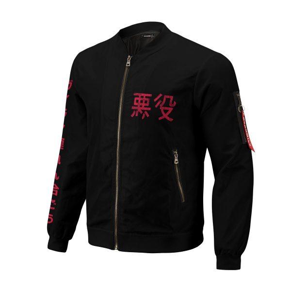 mha villains bomber jacket 538003 - Anime Jacket