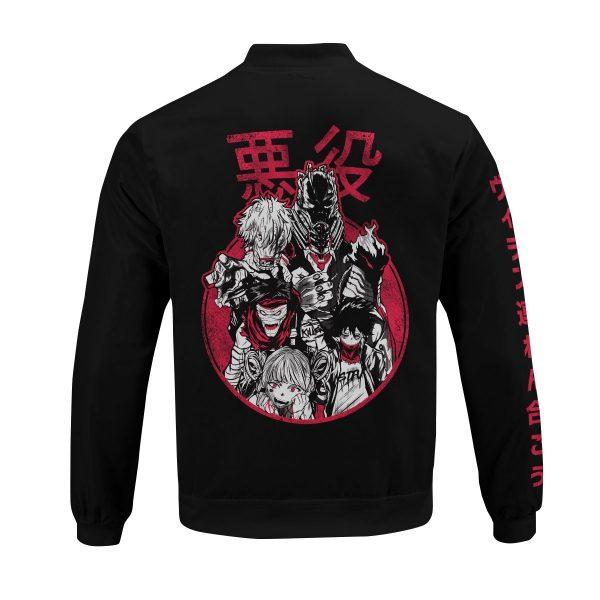 mha villains bomber jacket 752969 - Anime Jacket