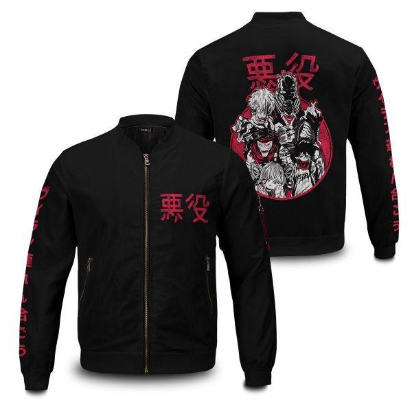 mha villains bomber jacket 878381 - Anime Jacket
