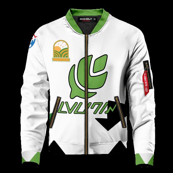 milo turffield gym bomber jacket 155715 - Anime Jacket