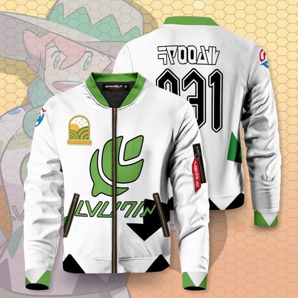 milo turffield gym bomber jacket 297875 - Anime Jacket