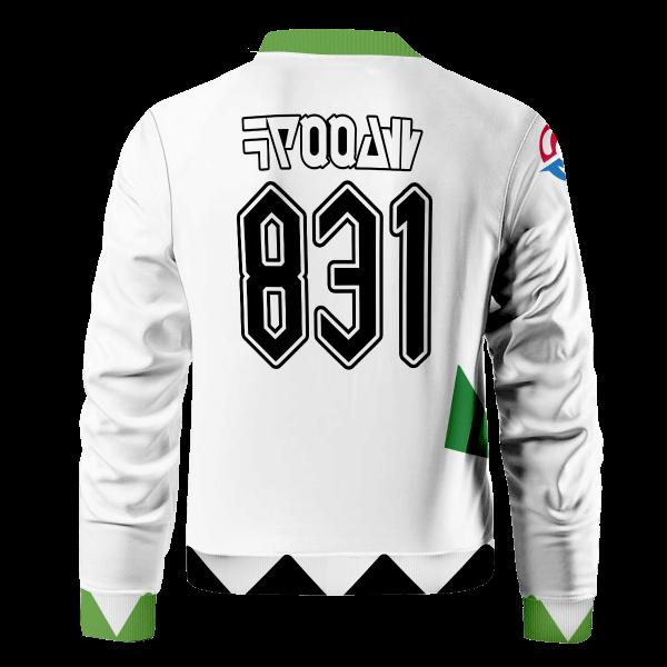 milo turffield gym bomber jacket 647556 - Anime Jacket