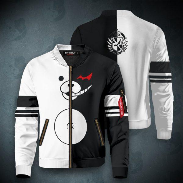 monokuma danganronpa bomber jacket 723568 - Anime Jacket