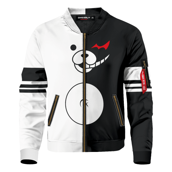monokuma danganronpa bomber jacket 871163 - Anime Jacket