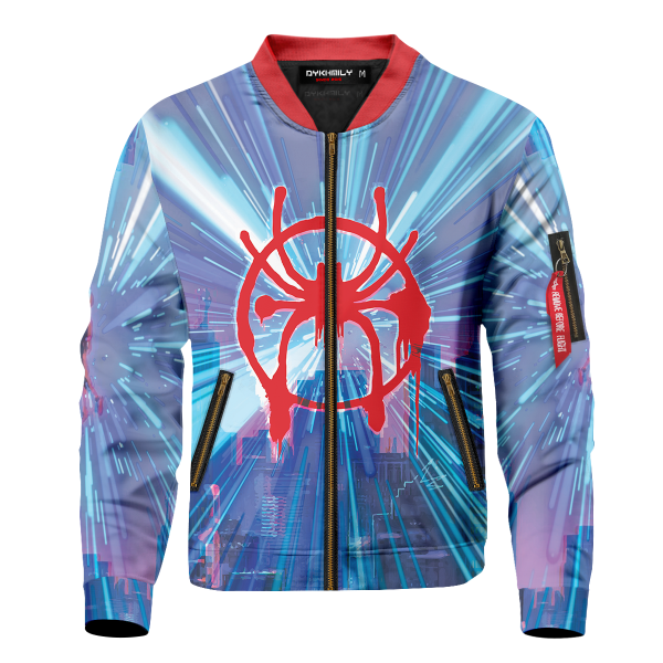 multiverse slinger bomber jacket 188668 - Anime Jacket