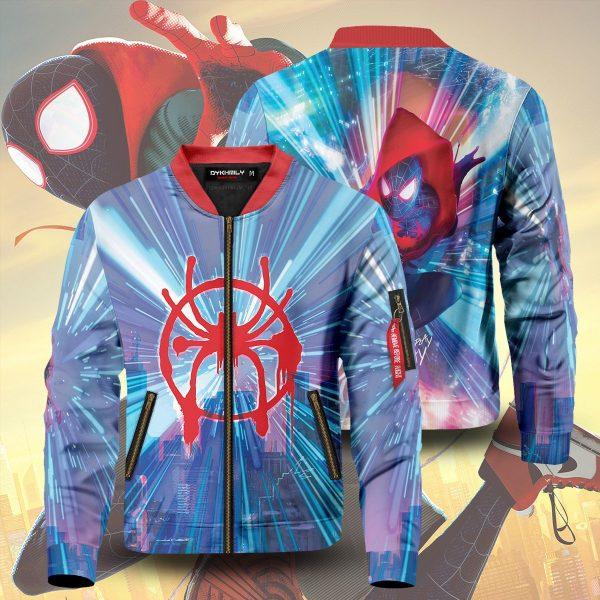multiverse slinger bomber jacket 987213 - Anime Jacket