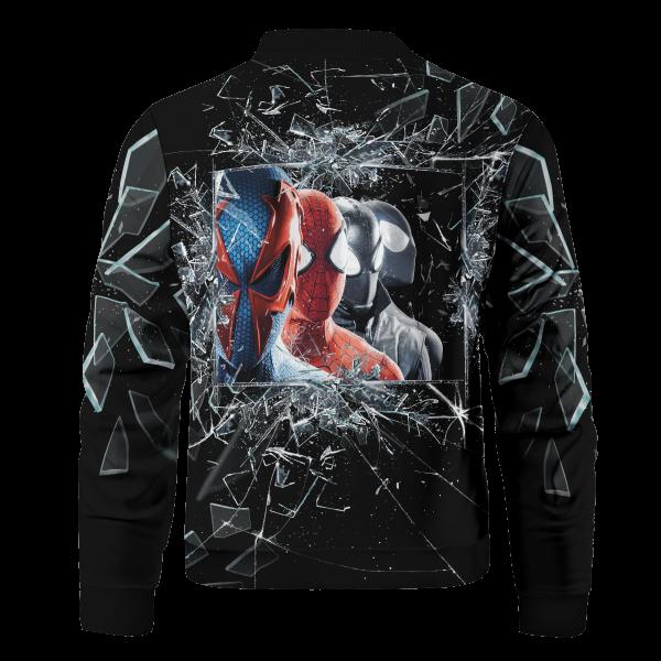multiverse spider man bomber jacket 818525 - Anime Jacket