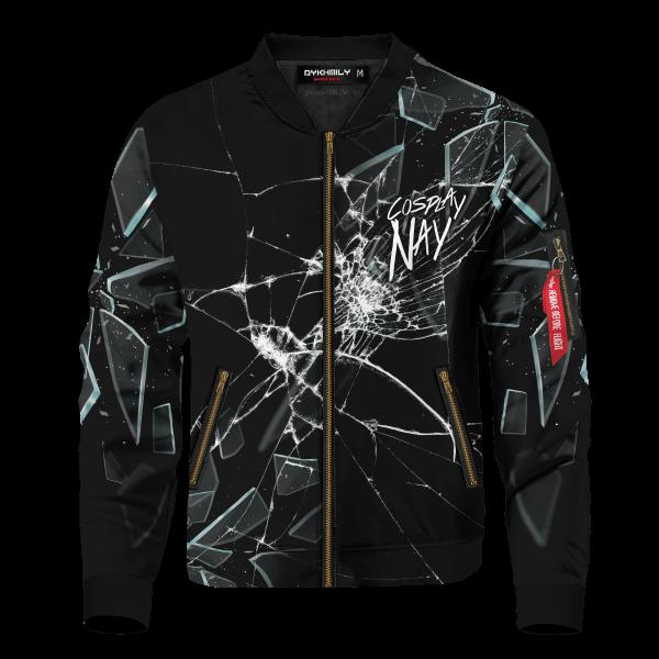 multiverse spider man signed bomber jacket 827020 - Anime Jacket