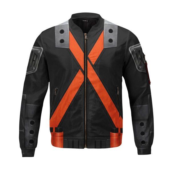 musketeer bakugou bomber jacket 276016 - Anime Jacket