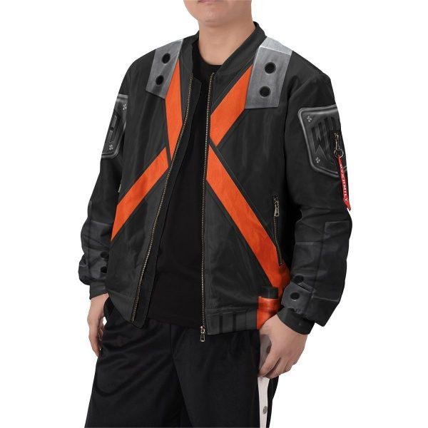 musketeer bakugou bomber jacket 494065 - Anime Jacket
