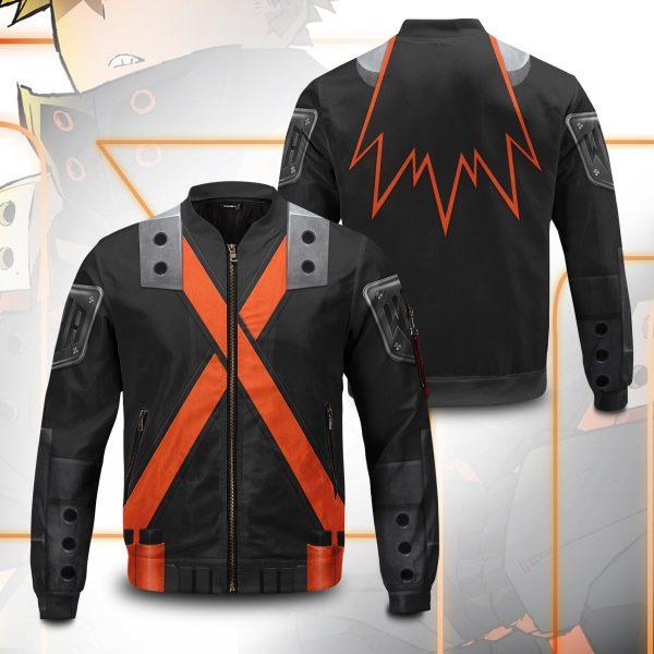 musketeer bakugou bomber jacket 525270 - Anime Jacket