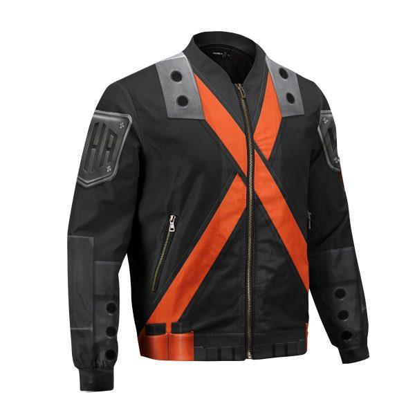 musketeer bakugou bomber jacket 542519 - Anime Jacket